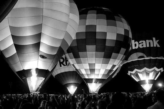 Temecula Balloon and Wine Festival, Lighting em Up, EXPLORED #54