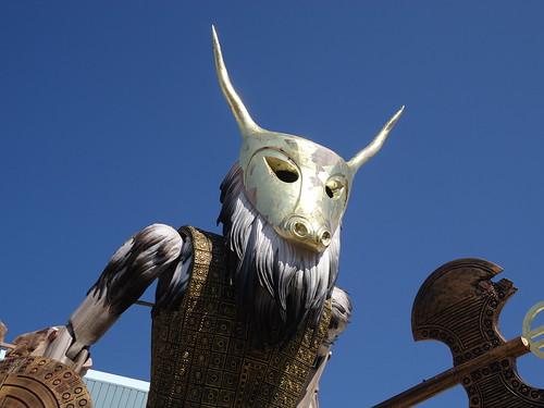 Carnevale di Viareggio 2013 - V° corso mascherato