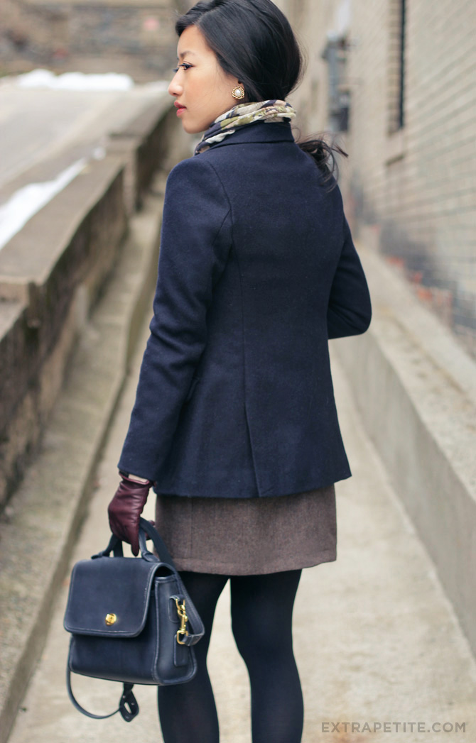 navy wool blazer1