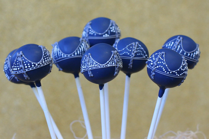 The Bay Lights, Cake Pop Edition!