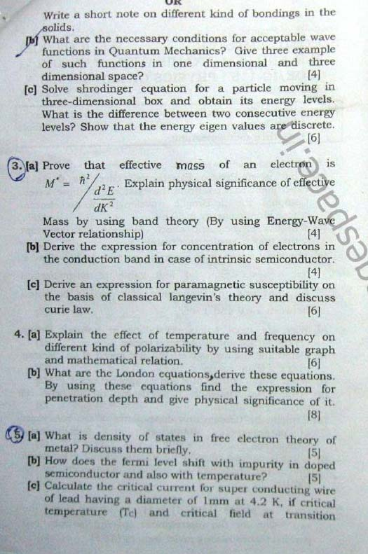 NSIT Question Papers 2012 – 2 Semester - End Sem - COE-IC-115