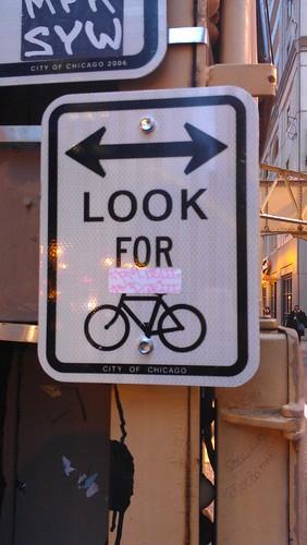 Chicago bike friendly by dharder9475