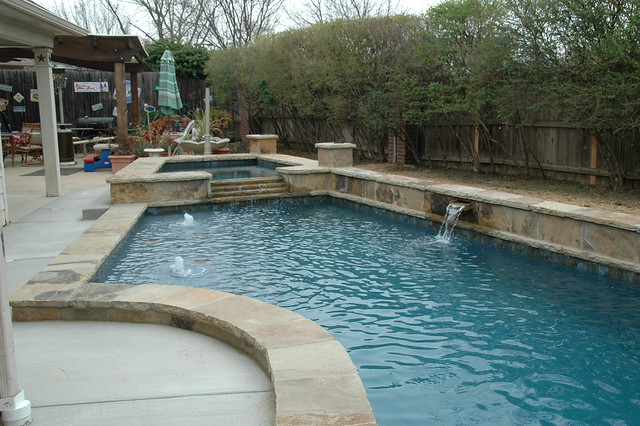 New Pool In Flower Mound Tx Page 3