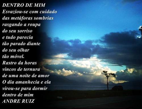 DENTRO DE MIM by amigos do poeta