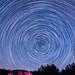 Star Trails by Kishore Ryali