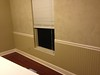 Mike's room wainscoting
