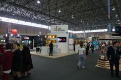 Degustación no stand do proxecto EIXO INTERIOR en Xantar 2012 (Ourense)