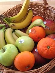 Dags för frukt…