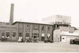 Government Produce Store, Light Square, 1942