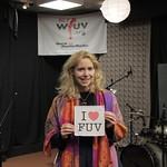 Tue, 12/03/2013 - 3:31pm - Nellie <3 WFUV!