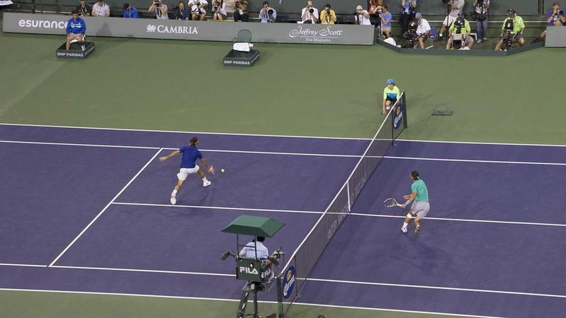 Il dipendente gioca a tennis nell'orario d'ufficio: il Dirigente paga