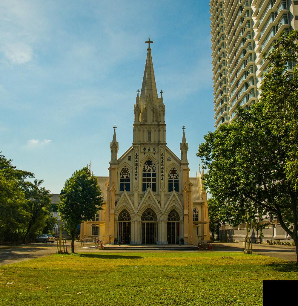 Church of Holy Rosary, Kuala Lumpur