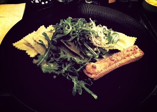 Brasserie Appelmans Ravioli