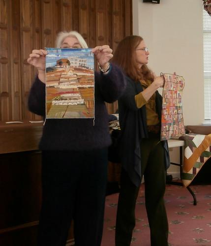 Charlottesville Fiber Arts Guild Presentation