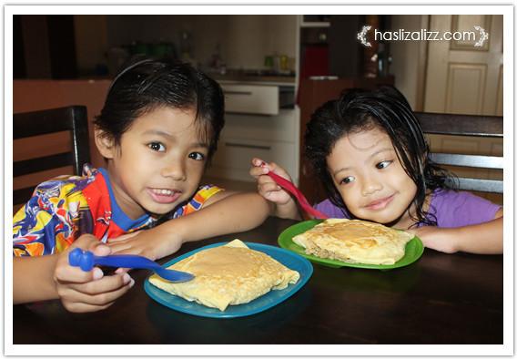 8569231028 b27f3f25a7 z sarapan untuk anak | Nasi Goreng Pattaya sedap...