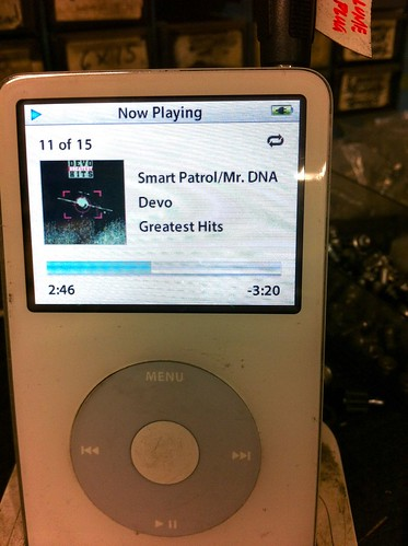 Devo on iPod