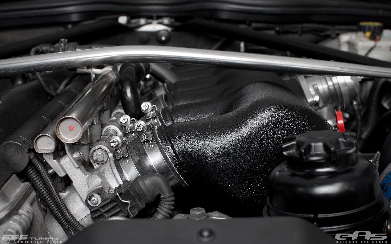 BMW Convertible bmw z4m supercharger New ESS VT2-525 Supercharger for Z4M
