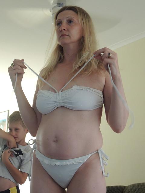 Horny white ladies