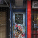 Doorway Lower East Side NYC