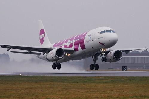 LZ-MDD A320-200 WOW