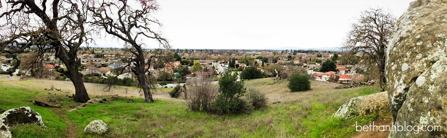 iphone panorama guadalupe oak grove park