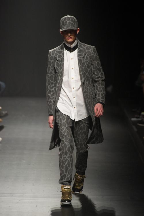 FW13 Tokyo DRESSCAMP030_Matt King(Fashion Press)