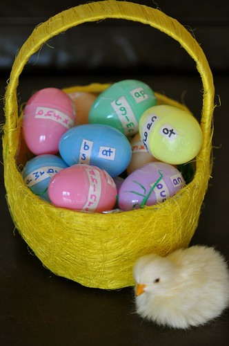 Easter eggs phonograms