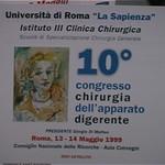 X Congresso 1999