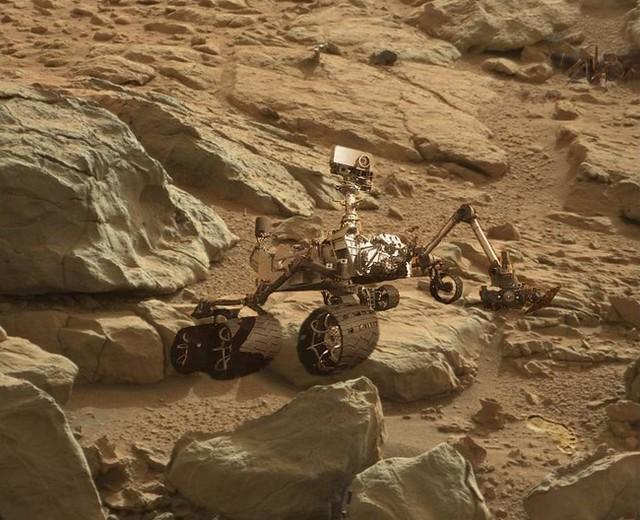mars curiosity rover recent news - photo #26