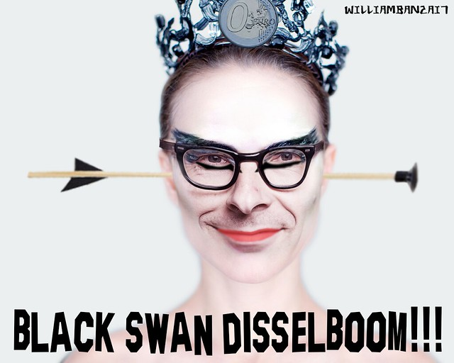 BLACKSWAN DISSELBOOM!