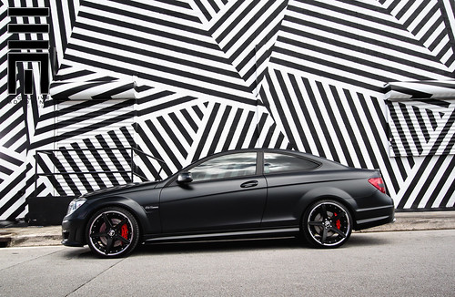Exclusive Motoring Mercedes C63 AMG by Raymond N