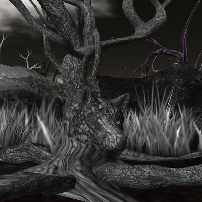 LRRH - Wolf Tree