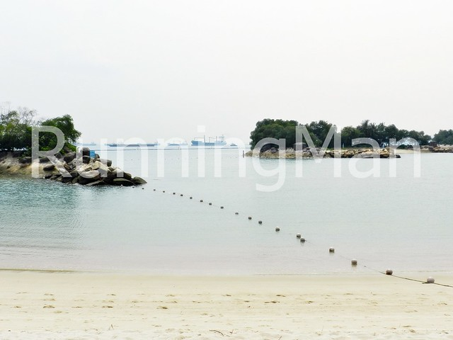Sentosa Siloso Beach 06