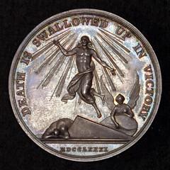Norrison Prize obverse