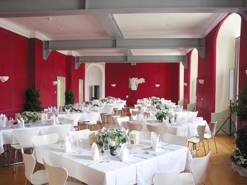 Roter Saal2007 Hochzeit