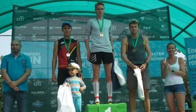 Lovosický závod Agrofert Runu vyhráli Pavlišta a Vévodová