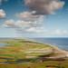 Louisiana Coastal Aerial- Barrier Islands by frank3.0