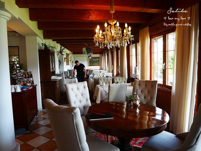 奧地利住宿Hotel Seevilla Wolfgangsee