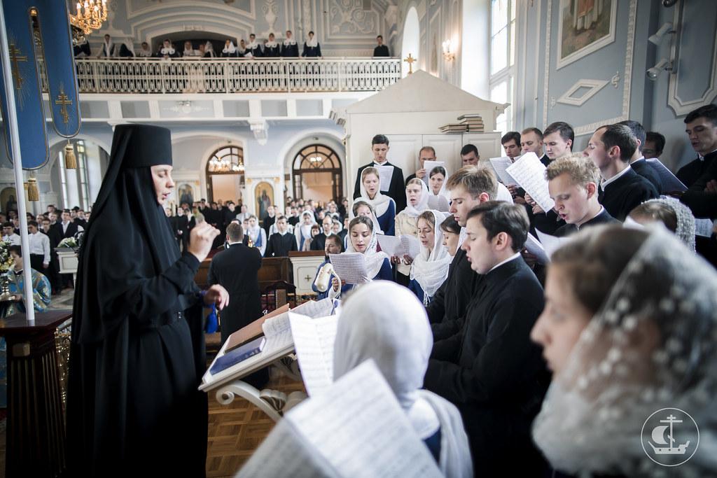 1 сентября 2016, Начало Учебного года. Литургия / 1 September 2016, The beginning of Academic Year. Divine Liturgy