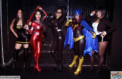 Expo Batman 2016   Batman Female Villains