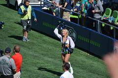 2016 Seahawks vs Dolphins Home opener