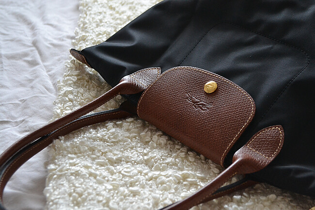 daisybutter - UK Style and Fashion Blog: longchamp le pliage