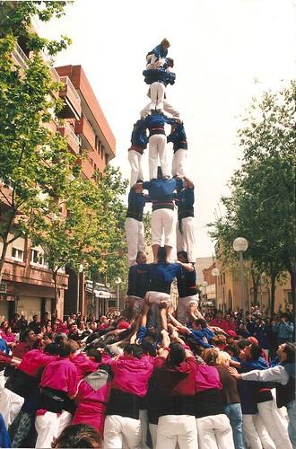 Castellers d'Esplugues, Aniversari de la Colla