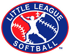 Little League Softballl Logo - NEW