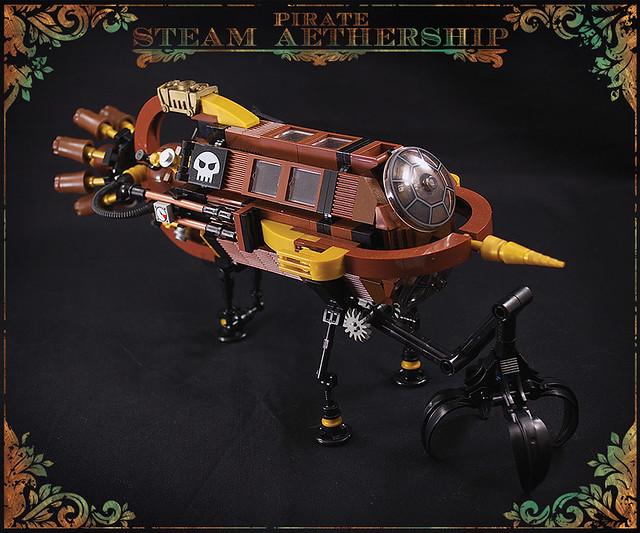 Pirate aethership