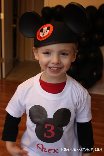 8367978564 00c515f23d Baby Bugs 3rd Birthday: Mickey Mouse Birthday Party Decorations and Ideas