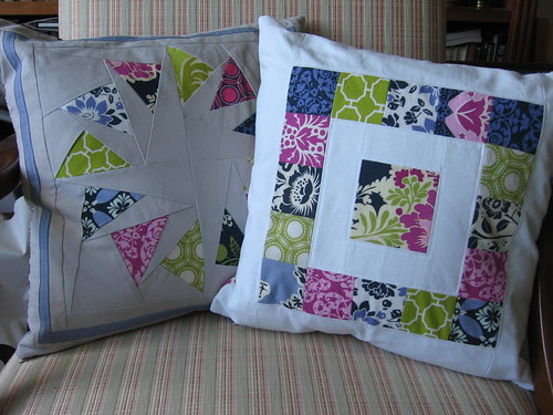 secret garden pillows