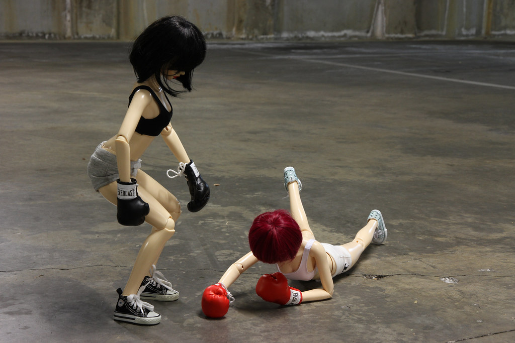 Girl's Fight Club 12