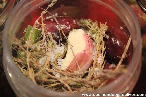 Como aliñar aceitunas paso a paso. www.cocinandoentreolivos (47)