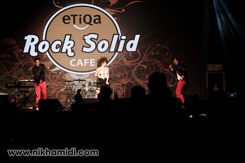 Etiqa Annual Dinner - Rock Solid